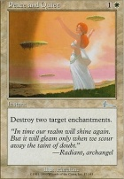 Urza's Legacy Foil: Peace and Quiet