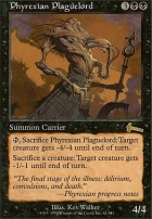 Urza's Legacy: Phyrexian Plaguelord