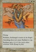 Urza's Legacy: Radiant, Archangel