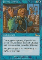 Urza's Legacy: Second Chance