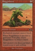 Urza's Legacy Foil: Sluggishness