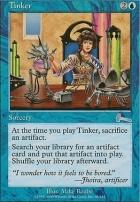 Urza's Legacy: Tinker