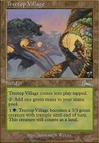 Urza's Legacy: Treetop Village