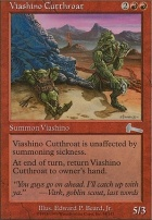 Urza's Legacy: Viashino Cutthroat