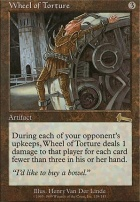 Urza's Legacy: Wheel of Torture
