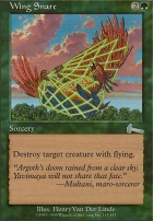 Urza's Legacy Foil: Wing Snare