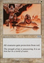 Urza's Saga: Absolute Law