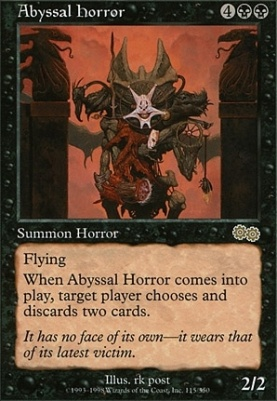 Urza's Saga: Abyssal Horror