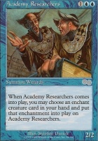 Urza's Saga: Academy Researchers