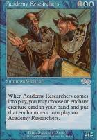 Urza's Saga: Academy Researchers