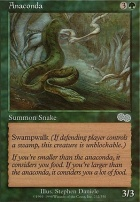 Urza's Saga: Anaconda