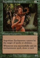 Urza's Saga: Argothian Enchantress