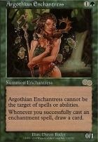 Urza's Saga: Argothian Enchantress