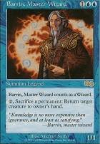 Urza's Saga: Barrin, Master Wizard