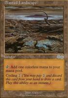 Urza's Saga: Blasted Landscape