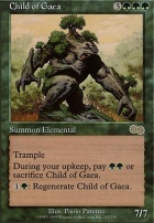 Urza's Saga: Child of Gaea