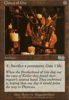 Urza's Saga: Claws of Gix