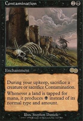 Urza's Saga: Contamination