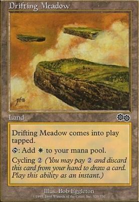 Urza's Saga: Drifting Meadow