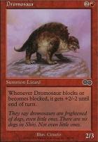 Urza's Saga: Dromosaur