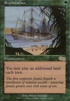 Urza's Saga: Exploration
