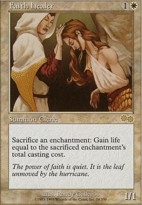 Urza's Saga: Faith Healer