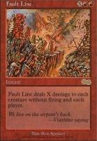 Urza's Saga: Fault Line