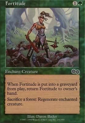 Urza's Saga: Fortitude