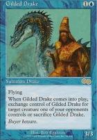 Urza's Saga: Gilded Drake