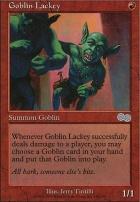 Urza's Saga: Goblin Lackey