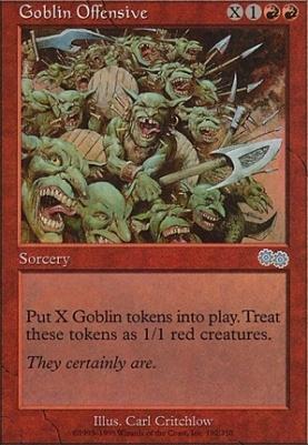Urza's Saga: Goblin Offensive