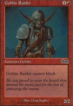 Urza/'s Saga Goblin Offensive