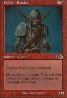 Urza's Saga: Goblin Raider
