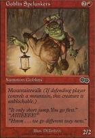 Urza's Saga: Goblin Spelunkers