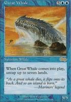 Urza's Saga: Great Whale