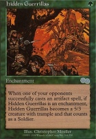 Urza's Saga: Hidden Guerrillas