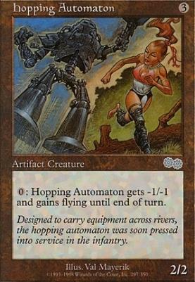 Urza's Saga: Hopping Automaton