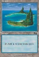 Urza's Saga: Island (336 B)