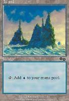 Urza's Saga: Island (337 C)