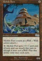 Urza's Saga: Mobile Fort