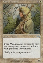 Urza's Saga: Monk Idealist