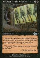 Urza's Saga: No Rest for the Wicked