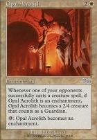 Urza's Saga: Opal Acrolith