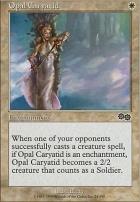 Urza's Saga: Opal Caryatid