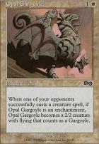 Urza's Saga: Opal Gargoyle