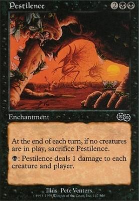 Urza's Saga: Pestilence