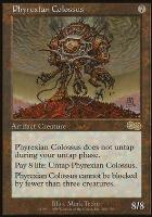 Urza's Saga: Phyrexian Colossus