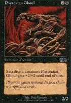 Urza's Saga: Phyrexian Ghoul