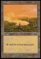 Urza's Saga: Plains (334 D)