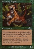 Urza's Saga: Pouncing Jaguar